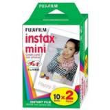 Pack 2 cartuchos fujifilm 10 fotos instax  mini