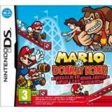 Juego nintendo DS - Mario vs donkey kong: megalio