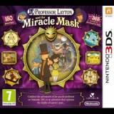 Juego nintendo 3DS - profesor layton y la mascara de los prodigios