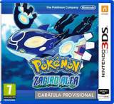 Juego nintendo 3DS - pokemon zafiro alfa