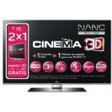 "Led TV 3d lg 55"" 55lw980s nano full HD satelite 1000hz 4 HDMI USB USB video, WiFi  internet, 7 gafas"