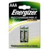 Blister energizer dos pilas aaa recargables hr-03 700mah clasica 1.2v