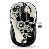 Mouse ogitech WiFi m325 optico ink gears glamour