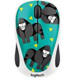 Mouse logitech m238 party collection gorilla wireless