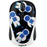 Mouse logitech m238 party collection spaceman wireless