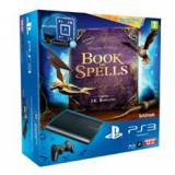 Consola sony  PS3 nueva 12GB + wonderbook +