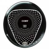 Reproductor MP3 cd coby mpcd521a negro