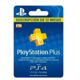 Tarjeta sony playstation plus card 365 dias ps4 / PS3