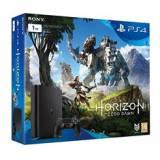 Consola sony ps4 1TB negra + juego horizon zero down