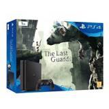 Consola sony ps4 1TB slim negra + juego the last guardian