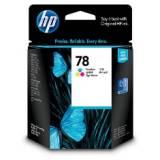 Cartucho tinta HP 78 c6578d tricolor 19ml 920 / 1000 / 1100 / 1122 / 3820