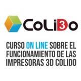 Curso on-line individual funcionamiento impresora 3D