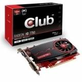 VGA ati radeon HD 7750 1GB gDDR3,  PCI express VGA dvi HDMI club 3d