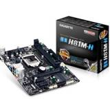 Placa base gigabyte intel h81m-h socket 1150 DDR3x2