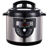 Robot de cocina olla programable gm modelo f 6 litros / 16 modos de cocinar.