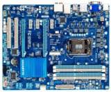 Placa base gigabyte ga-h77-d3h,  intel i7,  lga 1155,  DDR3 hasta 32GB,  dvi,  HDMI,  USB 3.0,  ATX