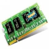 Memoria portátil DDR2 1GB transcend / 667 mhz / pc5300