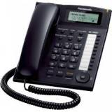 Tel&eacute;fono sobremesa panasonic kx-ts880exb negro