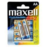 Blister maxell 4+2 pilas alcalinas aa lr-06