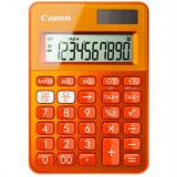 Calculadora canon sobremesa ls-100k naranja