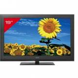 Led TV npg 19&quot; nl 1968hhb HD TDT HDMI USB 