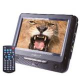 "DVD portátil nevir 9"" LCD USB anti shock"