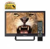"LED TV nevir 16"" nvr-7412-16HD-n negro TDT HDMI incluye adaptador coche"