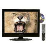 Led TV nevir 19&quot; nvr-7502-19  negro HD combo DVD 
