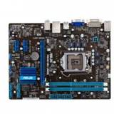 Placa base asus p8h61 mx USB3 intel i7 lga 1155,  DDR3  USB 3.0,  VGA,  HDMI,  dvi,  micro ATX