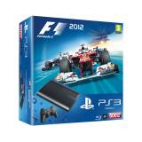 Consola PS3 slim 500GB nueva +  formula 1 2012