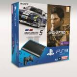 Consola sony  PS3 slim 500GB nueva + gt academy +