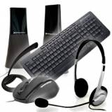 Kit Phoenix para pc con rat�n /  teclado / altavoces /