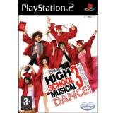 Juego PS2 -  bundle high school musical 3 dance
