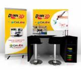 Rincon 3D colido personalizado dynos,  mobiliario