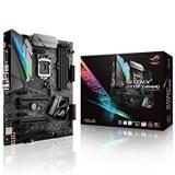 Placa base Asus Intel strix x270f gaming socket 1151 DDR4x4 3866ghz max64GB dvi-d display port HDMI ATX