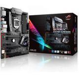 Placa base Asus Intel rog strix z270h gaming socket 1151 DDR4x4 3866ghz max64GB  dvi HDMI ATX