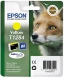 Cartucho tinta epson t1284 amarillo 3.5ml s22 / sx125 / sx420w / sx425w / bx305f / bx305fw