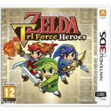 Juego 3DS - the legend of zelda tri force heroes