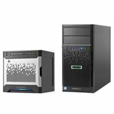SERVIDOR HP PROLIANT ML30 GEN9 E3-1220V5 / 3.0 GHZ / 4GB DDR4 / LFF / 1TB / DVD-RW / ARRAY B140I  + MICROSERVER DE REGALO