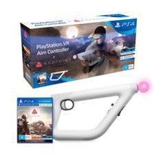 Accesorio sony ps4 - aim controller + juego farpoint vr