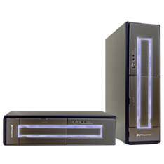 CAJA ORDENADOR SOBREMESA ATX PHOENIX ATX3D01-CA F.A. 550W 2 USB 2 BAHIAS NEGRO
