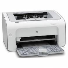 IMPRESORA HP LASER MONOCROMO LASERJET PRO P1102 A4  18PPM  2MB  USB