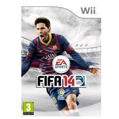 juego wii - fifa 14  - juegos wii