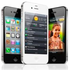 TELEFONO LIBRE IPHONE 4S DE APPLE, 16GB BLANCO