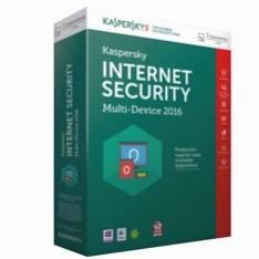 Antivirus kaspersky internet security 2016 3 licencias multi device