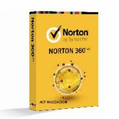 ANTIVIRUS NORTON. 360 V6.0 3 USUARIOS RENOVACION