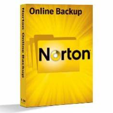 NORTON ONLINE BACKUP 2.0 25 GB 