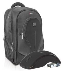 KIT MOCHILA PHOENIX OXFORD+ MOUSE  PHOENIX PH9090B