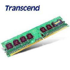MEMORIA DDR3 2GB 1333 MHZ PC10600 TRANSCEND