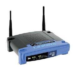 ROUTER WIFI + PUNTO DE ACCESO INALAMBRICO W  4-PORT SWITCH 802.11G LINUX